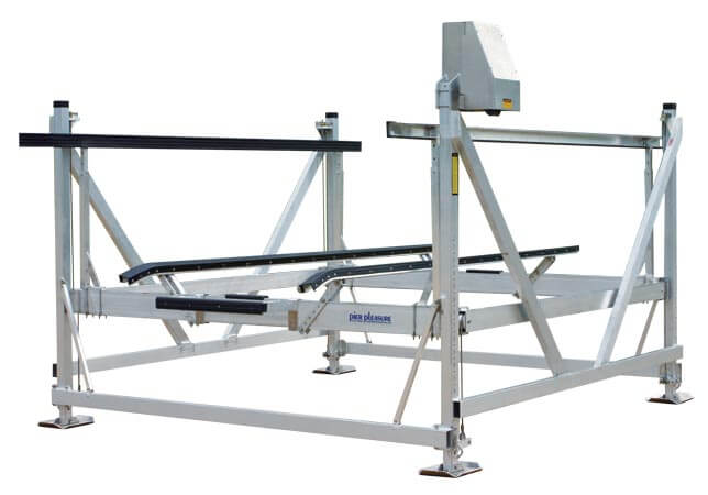 Model AL80120V Vertical Boat & Pontoon Lift