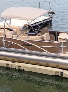EZ Pontoon Lift PL3500