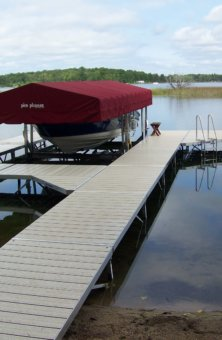 Pier Pleasure Premium Sectional Dock