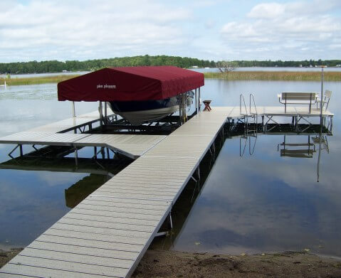 Sectional Dock PP