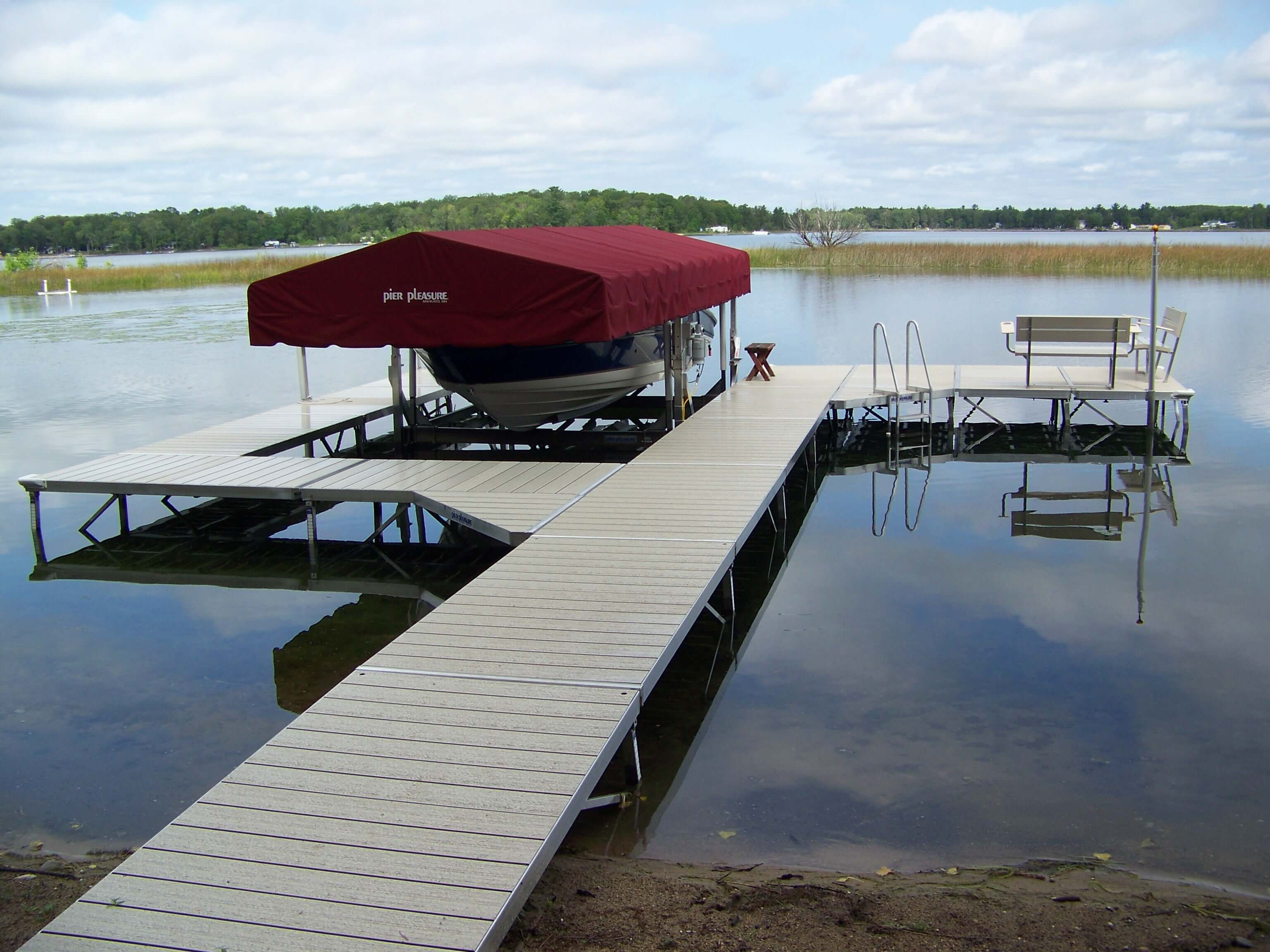 Pier Pleasure Premium – Sectional Dock