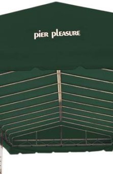 Pier Pleasure Canopies