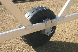 Lift Wheel Kit