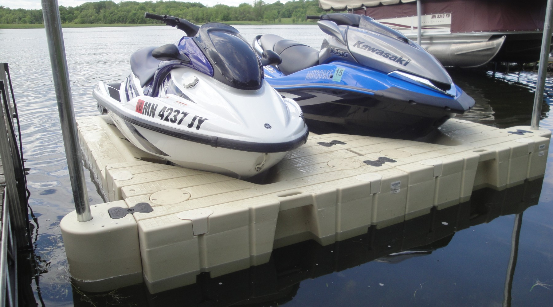 Jet Ski Ports At Ease Dock Amp Lift