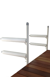 Double Paddle Board Rack