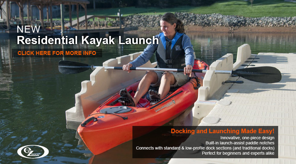 Kayak Launch At Ease Dock Amp Lift
