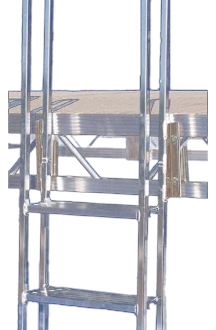Ridgeline Swim Ladder