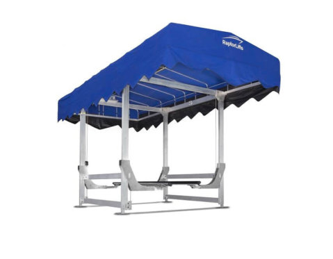 Raptor Shallow Water Boat Lifts
