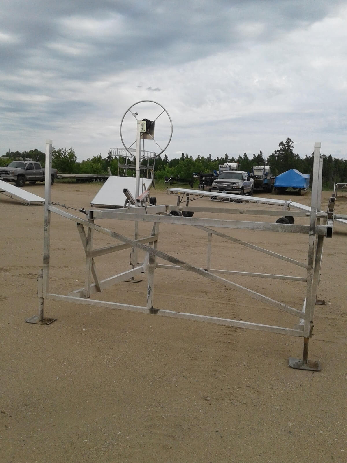 Stock # (2062) Water Ware Boat Lift – $995