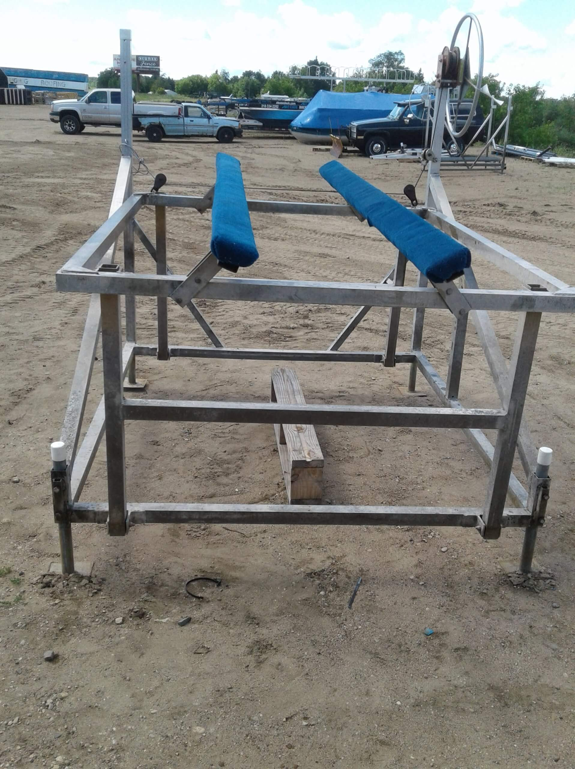 Stock # (2076) Water Ware PWC Lift – $795 (Sold)